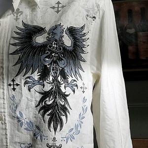 Helix Shirt 100%cotton (junior male)
